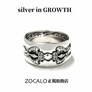 ZOCALO(ソカロ)ドージェ・パズル・リング (シルバー925製) ZZRS-0011|silveringrowth