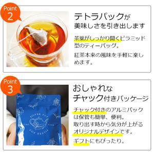 紅茶 ティーバッグ10個入りパック セイロン キャンディ ブレンド|silverpot-tea|05