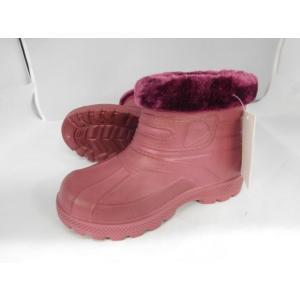 防水加工のボア付き防寒ブーツです。  保温性能で、足首の所がボア付きですので暖かいです。  中に暖か...