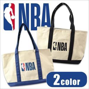 NBA サンアート NBAロゴキャンバストートバッグ ロゴ刺繍 A4トート 大きめトート マザーズバッグ 通勤 通学 バスケットボール バスケットボールリーグ NBA-015|sime-fabric