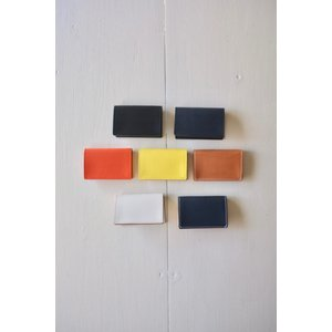 Hender Scheme エンダースキーマ folded card case 7 colors
