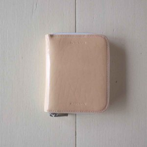 Hender Scheme エンダースキーマ square zip purse patent nat...