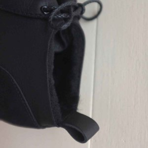 Hender Scheme エンダースキーマ mouton lace ムートンレース black|simonsandco|11