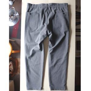 LA MOND. ラモンド FRENCH RELAX PANTS 2 colors|simonsandco|03