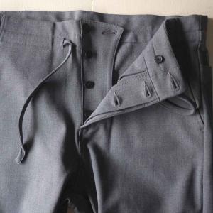 LA MOND. ラモンド FRENCH RELAX PANTS 2 colors|simonsandco|07