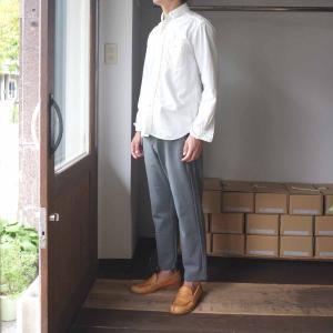 LA MOND. ラモンド FRENCH RELAX PANTS 2 colors|simonsandco|09