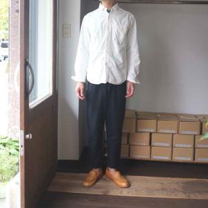 LA MOND. ラモンド FRENCH RELAX PANTS 2 colors|simonsandco|10