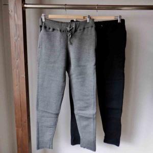 LOCALINA ロカリナ Sweat Pants スウェットパンツ charcoal gray|simonsandco