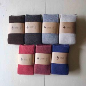 LOCALINA ロカリナ Tube Socks Solid チューブソックスソリッド 7 colors|simonsandco