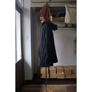 【定価\47,520】Ordinary fits オーディナリーフィッツ PERCY wool パーシー ウール black|simonsandco|03