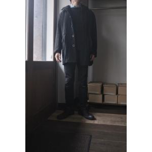 【定価\47,520】Ordinary fits オーディナリーフィッツ PERCY wool パーシー ウール black|simonsandco|06