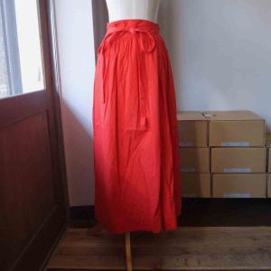 Ordinary fits オーディナリーフィッツ APRON SKIRT エプロンスカート 3 colors simonsandco