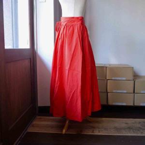 Ordinary fits オーディナリーフィッツ APRON SKIRT エプロンスカート 3 colors simonsandco 02