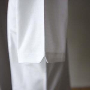 Re made in tokyo japan アールイー Tokyo Made Dress T-shirt V-neck トウキョウメイドドレスTシャツ 2 colors|simonsandco|04