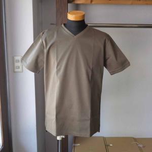 Re made in tokyo japan アールイー Tokyo Made Dress T-shirt V-neck トウキョウメイドドレスTシャツ 2 colors|simonsandco|06