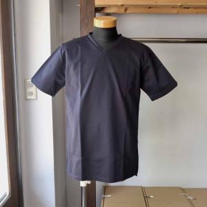 Re made in tokyo japan アールイー Tokyo Made Dress T-shirt V-neck トウキョウメイドドレスTシャツ 2 colors|simonsandco|08