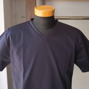 Re made in tokyo japan アールイー Tokyo Made Dress T-shirt V-neck トウキョウメイドドレスTシャツ 2 colors|simonsandco|09