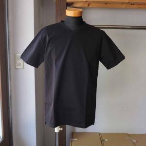 Re made in tokyo japan アールイー Tokyo Made Dress T-shirt V-neck トウキョウメイドドレスTシャツ 2 colors|simonsandco|10