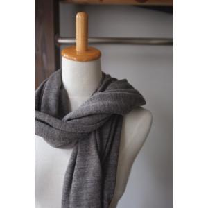 SARAXJIJI サラジジ wool muffler ウールマフラー 3 colors|simonsandco