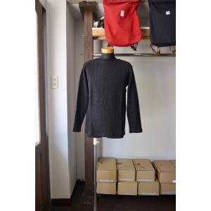 Tieasy ティージー Original Boatneck Shirt オリジナルボートネックシャツ  5 colors|simonsandco