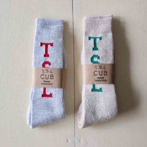 The Superior Labor シュペリオールレイバー T.S.L. CUB socks 2 colors|simonsandco