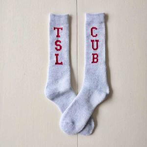 The Superior Labor シュペリオールレイバー T.S.L. CUB socks 2 colors|simonsandco|02