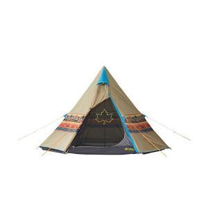 ロゴス(LOGOS)  テント 2~3人用 LOGOS ナバホTepee 300 71806501 ...