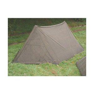 US Army Pup Tent (Half Shelter set) パップテント ハーフシェルター(米軍 制式テント)|simpleplan