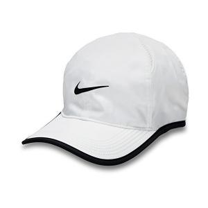 キャップ 帽子 ランニング ジョギング ウォーキング 男女兼用 ナイキ/フェザーライト キャップ No,679421 (100-ホワイト) simpleplan