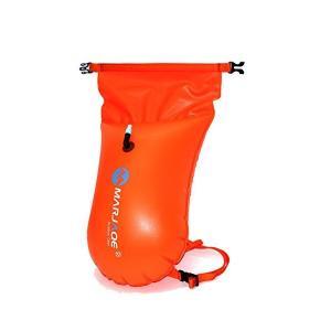 PVC 海 ブイ スイムブイ 20L 水泳ブイ 浮力ですが オープンウォータースイマー トライアスロ...