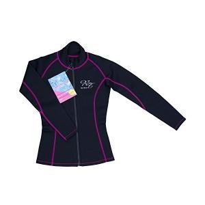 リーフツアラー(REEF TOURER) ウェットスーツ ウェットスーツ ブラックピンク Lサイズ ...