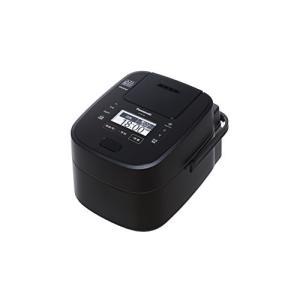 パナソニック 1升 炊飯器 圧力IH式 Wおどり炊き ブラック SR-VSX188-K|simpleplan
