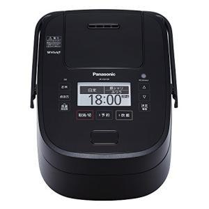パナソニック 5.5合 炊飯器 圧力IH式 Wおどり炊き ブラック SR-VSX108-K|simpleplan