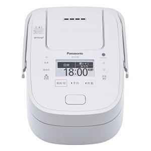 パナソニック 5.5合 炊飯器 圧力IH式 Wおどり炊き ホワイト SR-VSX108-W|simpleplan
