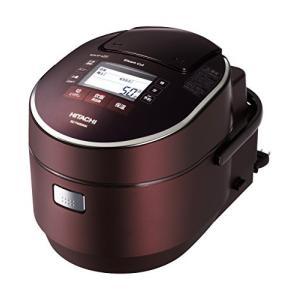 日立 炊飯器 圧力IHスチーム 打込み鉄釜 ふっくら御膳 5.5合 RZ-TW3000K XV|simpleplan