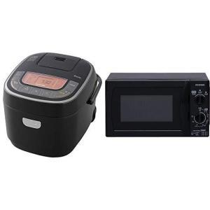 【セット販売】アイリスオーヤマ 炊飯器 マイコン式 5.5合 銘柄炊き分け機能付き RC-MC50-...