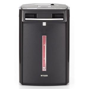 タイガー 魔法瓶 電気 ポット 3L ブラウン 蒸気レス 節電 VE 保温 とく子さん PIM-A300-T|simpleplan
