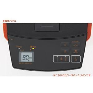 タイガー 魔法瓶 電気 ポット 3L バーミリオン 蒸気レス 節電 VE 保温 とく子さん PIJ-A300-DS Tiger|simpleplan
