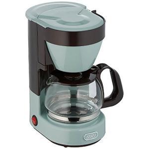 ラドンナ コーヒーメーカー PALE AQUALADONNA Toffy4カップコーヒーメーカー K-CM1-PA|simpleplan