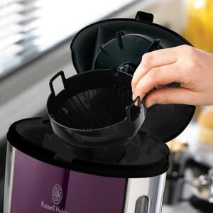ラッセルホブス コーヒーメーカー ヘリテージ クリーム 18498JP|simpleplan