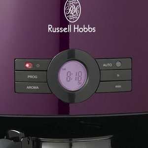 ラッセルホブス コーヒーメーカー ヘリテージ ブラック 19730JP|simpleplan