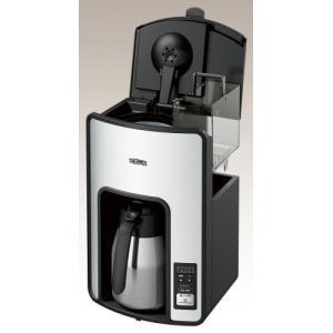 サーモス 真空断熱ポット コーヒーメーカー 【タイマーで前日予約が可能】 ECH-1000 CS|simpleplan