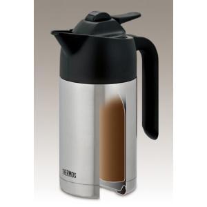 サーモス コーヒーメーカー ECF-700用 真空断熱ポット(中せん付き) B-003988|simpleplan