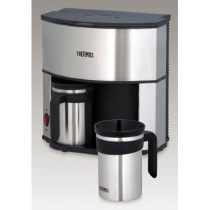 THERMOS 真空断熱マグ コーヒーメーカー ECA-480|simpleplan