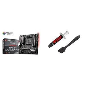 MSI B450M BAZOOKA PLUS M-ATX ゲーミングマザーボード [AMD B450...