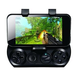 ゲームコントローラー Bluetooth 無線 pc用 スマホ用 ワイヤレス ゲームパット Android Windows smacon|simpleplan