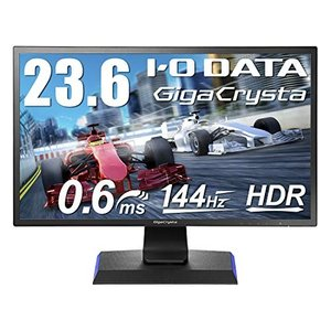 I-O DATA ゲーミングモニター 23.6インチ(144Hz) GigaCrysta FPS向き HDR 0.6ms TN HDMI×3 DP×|simpleplan