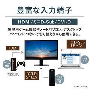 Acer モニター ディスプレイ KA240Hbmidx 24インチ/HDMI端子対応/スピーカー内蔵/ブルーライト軽減|simpleplan