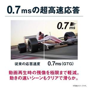 Acer ゲーミングモニター KG251QGbmiix 24.5インチ 0.7ms 75hz TN FPS向き フルHD 非光沢 フレームレス|simpleplan