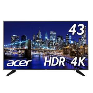 Acer 4Kモニター DM431Kbmiiipfx 43インチ IPS 半光沢 3840x2160 4K 75Hz 250cd 5ms HDR R|simpleplan